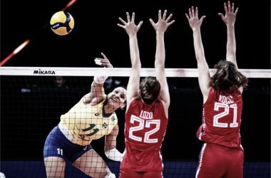 RESULTADO: China x Brasil pela Liga das Nações (3-2)