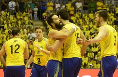 Cara para Brasil, cruz para Argentina