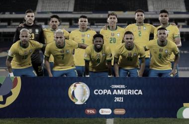 Brasil - Chile: puntuaciones de Brasil en los Cuartos de final de la Copa América 2021