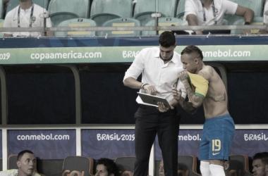 Xodó brasileiro, Éverton Cebolinha entra bem e pede passagem no time titular