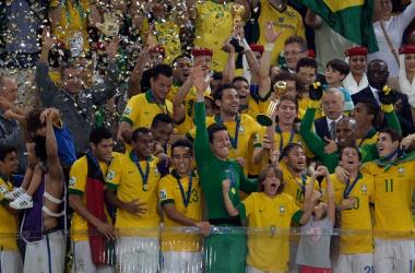Fazia tempo que não via o Brasil jogar tão bem, mas a euforia deve ser contida