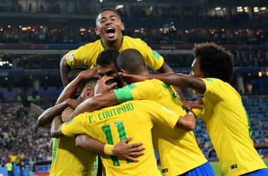 Brasile, primato col minimo sforzo | www.twitter.com (@ChampionsLeague)