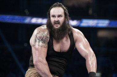 Strowman has been dominating in recent months. Photo- WWE.com