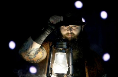 WWE RAW Review 11/9/15