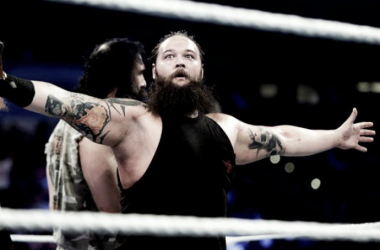 Bray Wyatt is due to return just in time to be part of a major Pay Per View (image: bleacherreport.com)