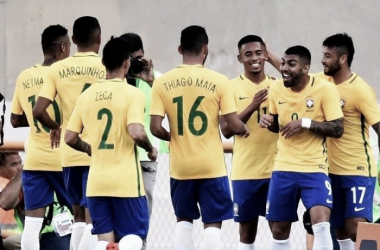 Neymar given number 10 as Brazil prepare for Olympic Games