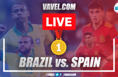 Gols e melhores momentos para Brasil 2x1 Espanha pela Disputa do Ouro nas Olimpíadas de Tóquio