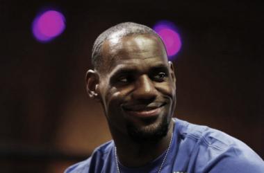 """LeBron James, sobre su futura retirada: """"Dependerá de mis hijos"""""""