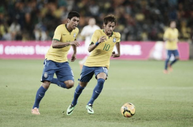Brazil - Panama Live Score and Text Commentary of World Cup 2014 friendly