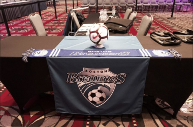 The Breakers are hoping that their four selections at the 2018 NWSL College Draft will help them reach the playoffs for the first time in their NWSL history. | @BostonBreakers