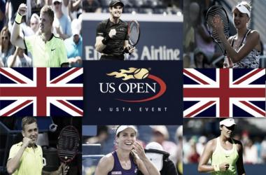 US Open: Breakthrough for the Brits. Photo Edit: Joshua Coase