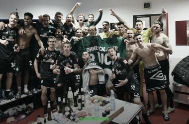 Werder Bremen sella la permanencia con sufrimiento