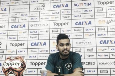 """Brenner comemora apoio da torcida do Botafogo na final: """"Décimo segundo jogador"""""""