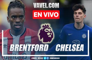 Goles y resumen Brentford 0-1 Chelsea en Premier League
