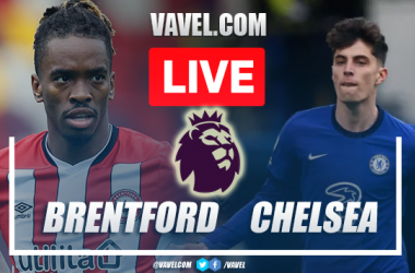 Goals and highlights Brentford 0-1 Chelsea in Premier League