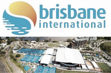 The 11th edition of the Brisbane International marks 10 years since it made its debut on the WTA Tour back in 2009. Photos: Top (Brisbane International) and bottom (Tennis Venues Australia).
