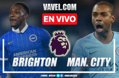 Goles y resumen del Brighton 1-4 Manchester City en Premier League