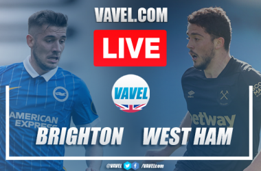 As it happened: Brighton and Hove Albion 1-1 West Ham United