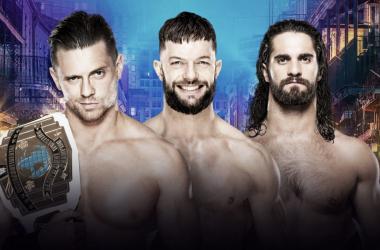 Promocional oficial de la lucha.   Foto: WWE