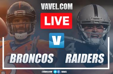 Touchdowns and Highlights: Denver Broncos 16-24 Oakland Raiders, 2019 NFL Season