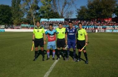 El Mil Rayita consiguió un empate en Adrogue | Foto: Web