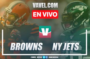 Resumen y touchdowns: Cleveland Browns 23-3 New York Jets en NFL 2019