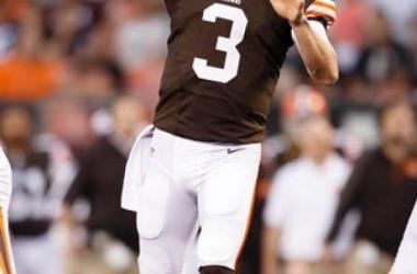 Inician con el pie derecho en los Browns