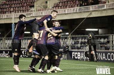 El Barça B ya conocelos horarios para las dos próximas jornadas