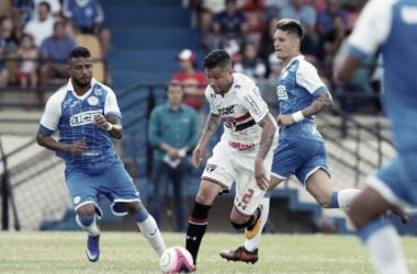 São Paulo e Novorizontino empatam pelo Campeonato Paulista 2018 (0-0)