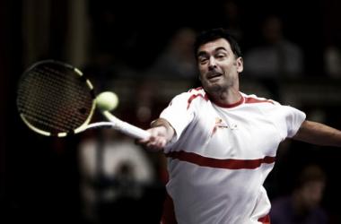 Sergi Bruguera, nuevo capitán de Copa Davis