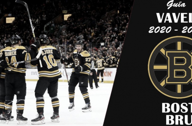Guía VAVEL Boston Bruins 2020/21: mermados pero con gran potencial