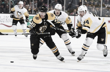 Bruins y Penguins lucharán hasta el final por un puesto en playoffs - NHL.com