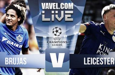 Club Brujas vs Leicester City | Fotomontajes Vavel.com