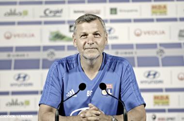 """Bruno Génésio: """"Debemos mantener la humildad"""""""
