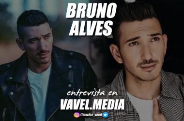 """Entrevista. Bruno Alves: """"Gracias a lo que viví en OT estoy donde estoy"""""""