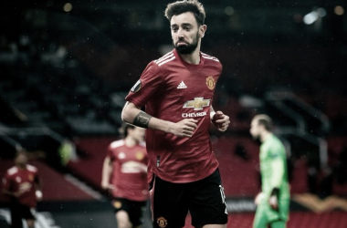 Primer set para el Manchester United