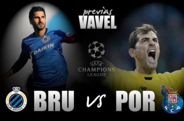 Champions League, Girone G - Brugge e Porto per riaprire il discorso qualificazione