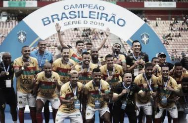 Pintou o primeiro campeão! Brusque bate Manaus nos pênaltis e conquista a Série D