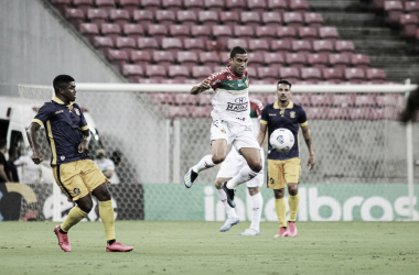 Estreante, Retrô elimina Brusque e agora enfrenta Corinthians na Copa do Brasil
