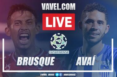 Gols e melhores momentos Brusque x Avaí pelo Campeonato Catarinense (2-0)