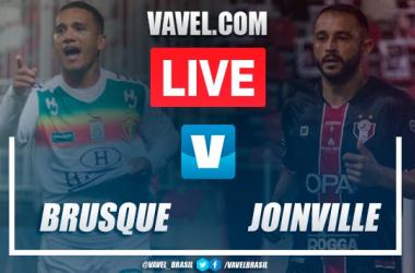 Gols e melhores momentos de Brusque 2 x 1 Joinville pelo Campeonato Catarinense 2020