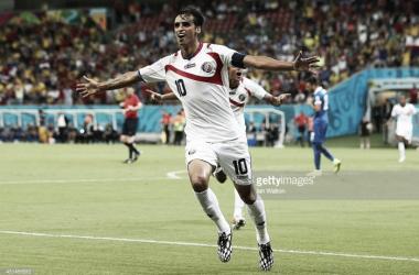 Bryan Ruiz na seleção da Costa Rica