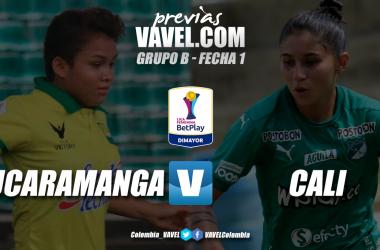 Previa Atlético Bucaramanga vs Deportivo Cali: a arrancar con pie derecho