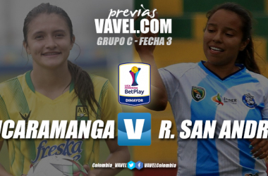 Previa Atlético Bucaramanga vs Real San Andrés: duelo para mantenerse firme en la pelea