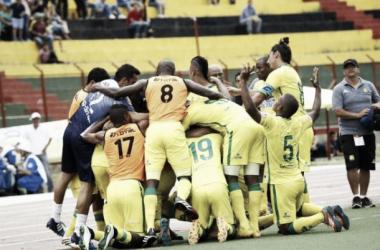 Atlético Bucaramanga sigue comandando el Torneo Águila