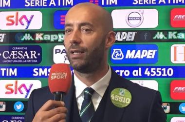 twitter Sassuolo
