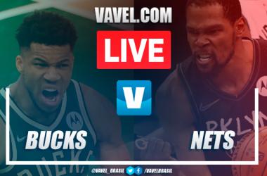 Points and Highlights: Milwaukee Bucks vs Brooklyn Nets in NBA 2021/22