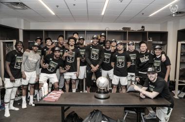 Foto: Divulgação/Milwaukee Bucks