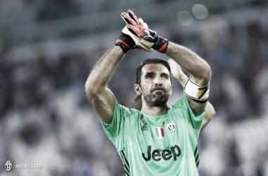 Buffon, nominado al The Best