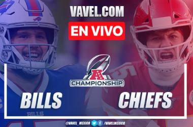 Resumen y Touchdowns: Buffalo Bills 24-38 Kansas City Chiefs en Final de Conferencia NFL 2021